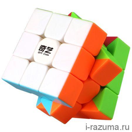 Кубик Рубика MoFangGe QiYi cube Warrior 3x3x3 (5.5 см)