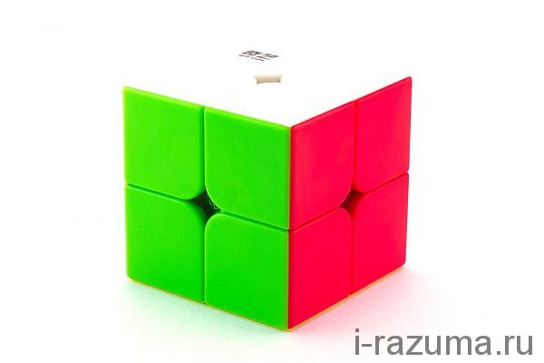 Кубик Рубика MoFangGe QiDi cube 2x2x2 (5 см)