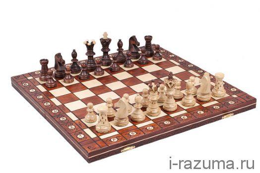 Шахматы подарочные Амбассадор 52 см