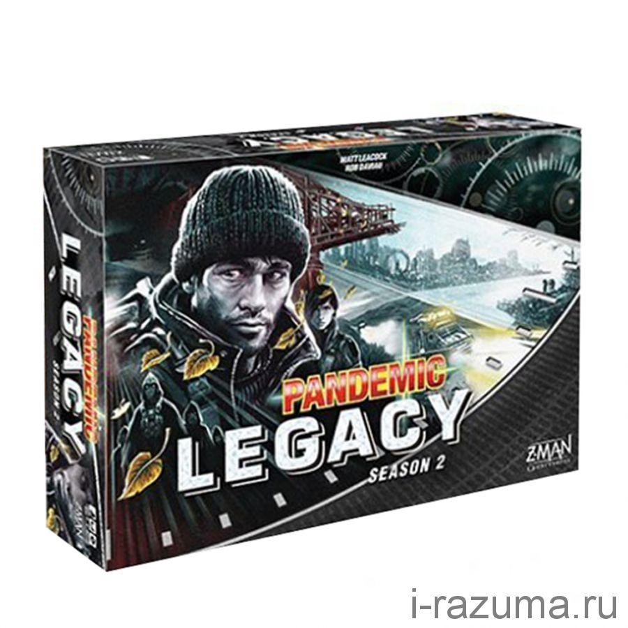 Пандемия Наследие (Legacy) сезон 2