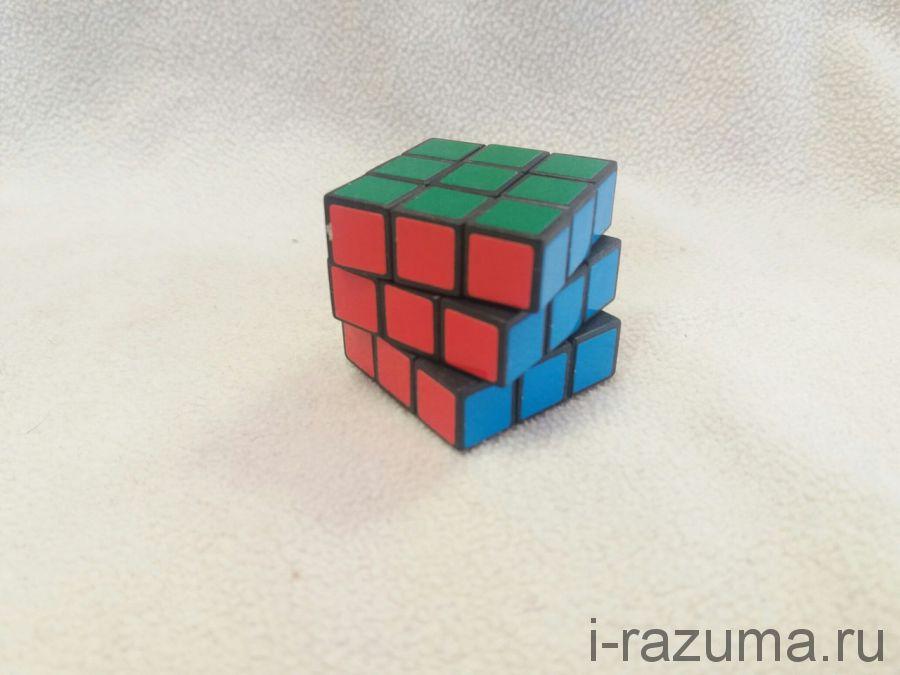 Кубик Рубика маленький 3х3х3 (3 см)